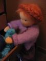 Rosalie-Puppe-nach-Waldorfart