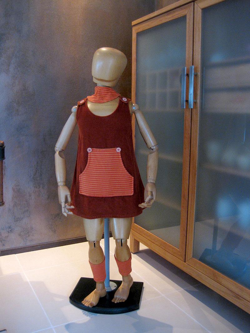 DIY - Abgewandelter Schnitt - Selbermacher Kleid