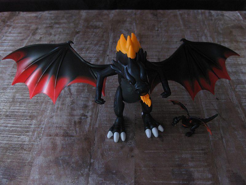 Playmobil-Drachen