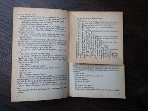 DIY -Leseratte - Buchseite falten Teil 1