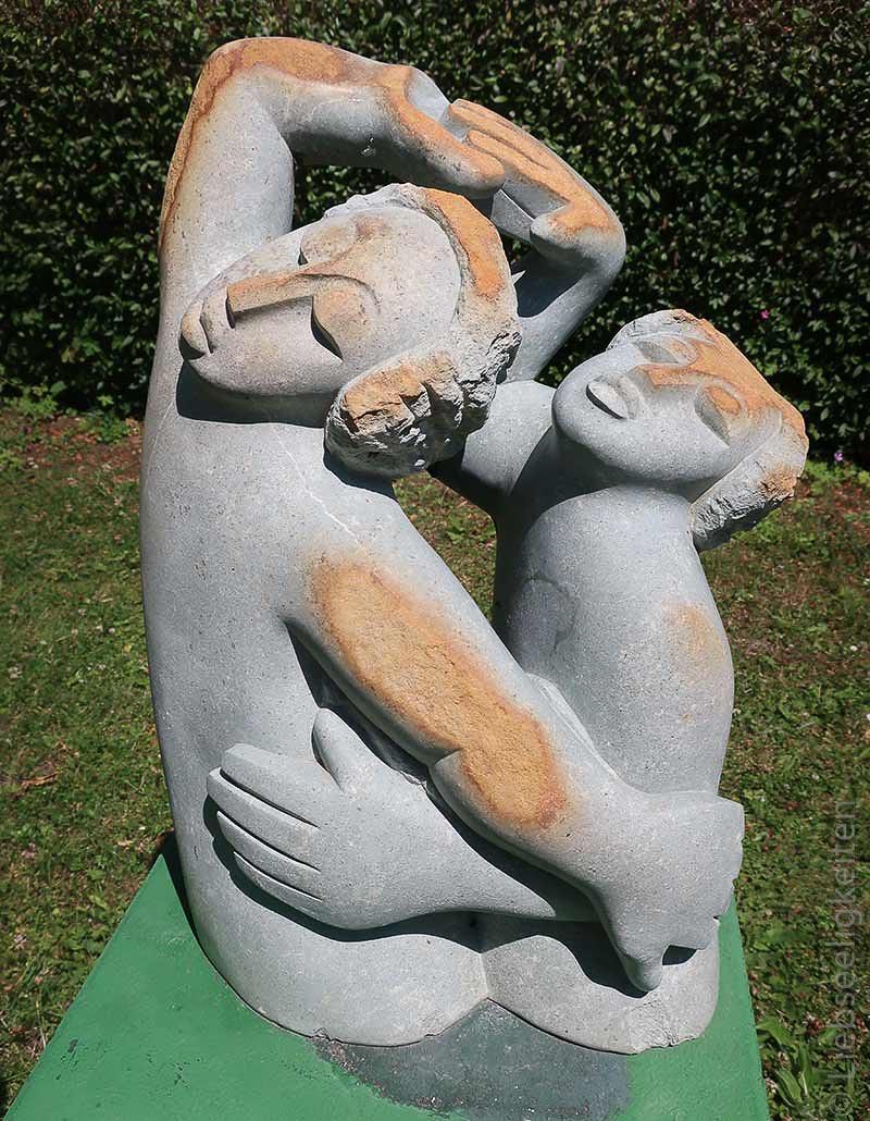 Skulptur, afrikanische Bildhauerkunst