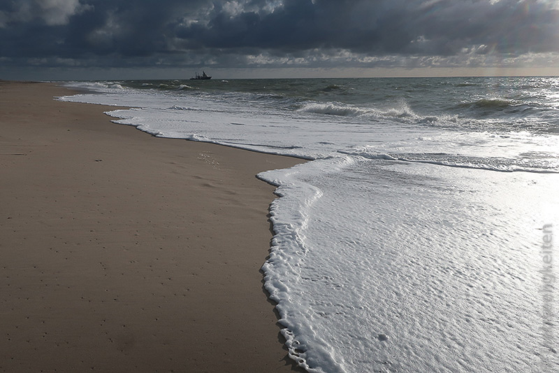 Dänemark Harboøre Strand