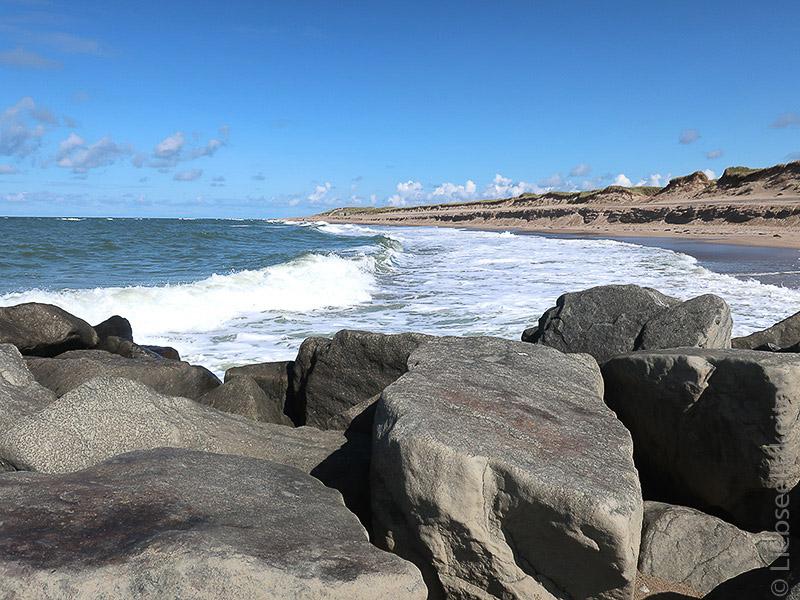 Dänemark Strand Harboøre