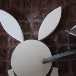 werken - ausgesägte Holzteile - dekupiersäge