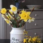 Frühlingssträuße - Blumen im Frühling - Osterglocken