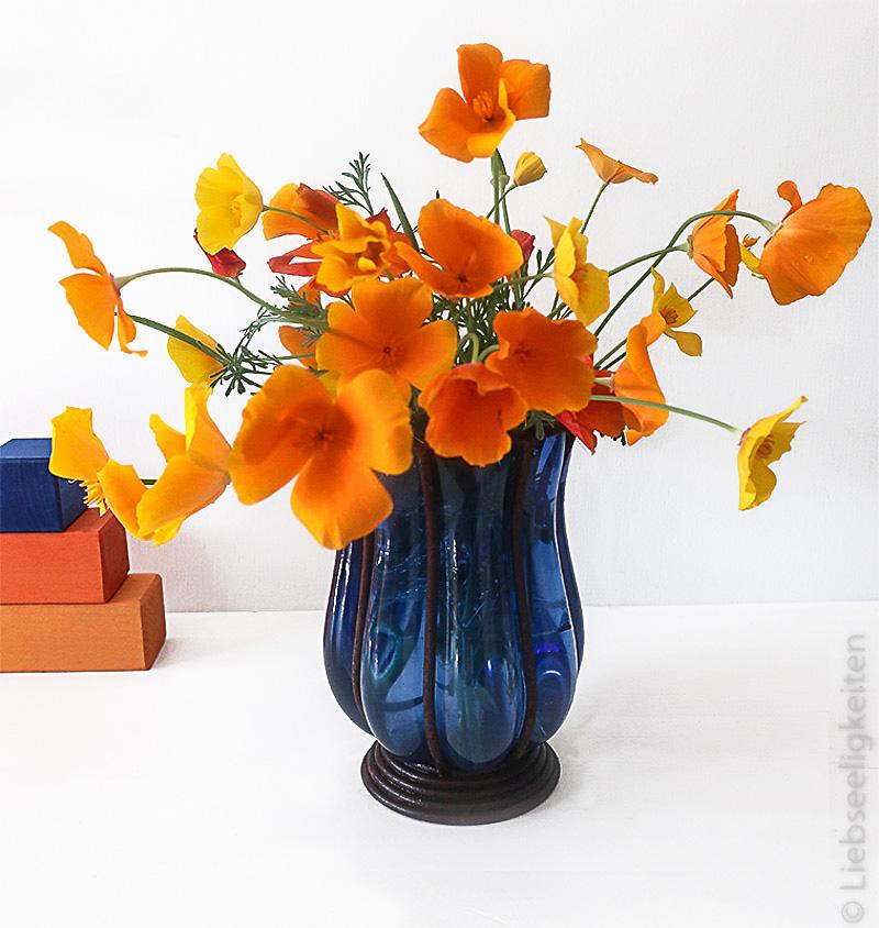 Kalifornischer-Mohn-in-der-Vase