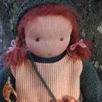 Liebseeligkeiten Puppe nach Waldorfart - Waldorf - Puppe