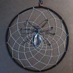 Suncatcher - Sonnenfänger - Spinne aus Perlen