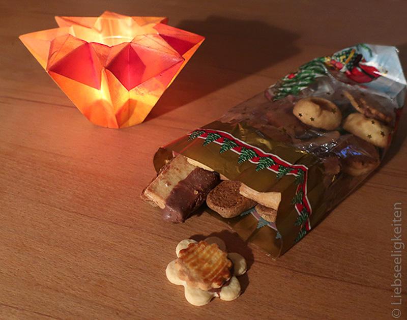 Waldorf Sternenlicht - selbstgebackene Kekse
