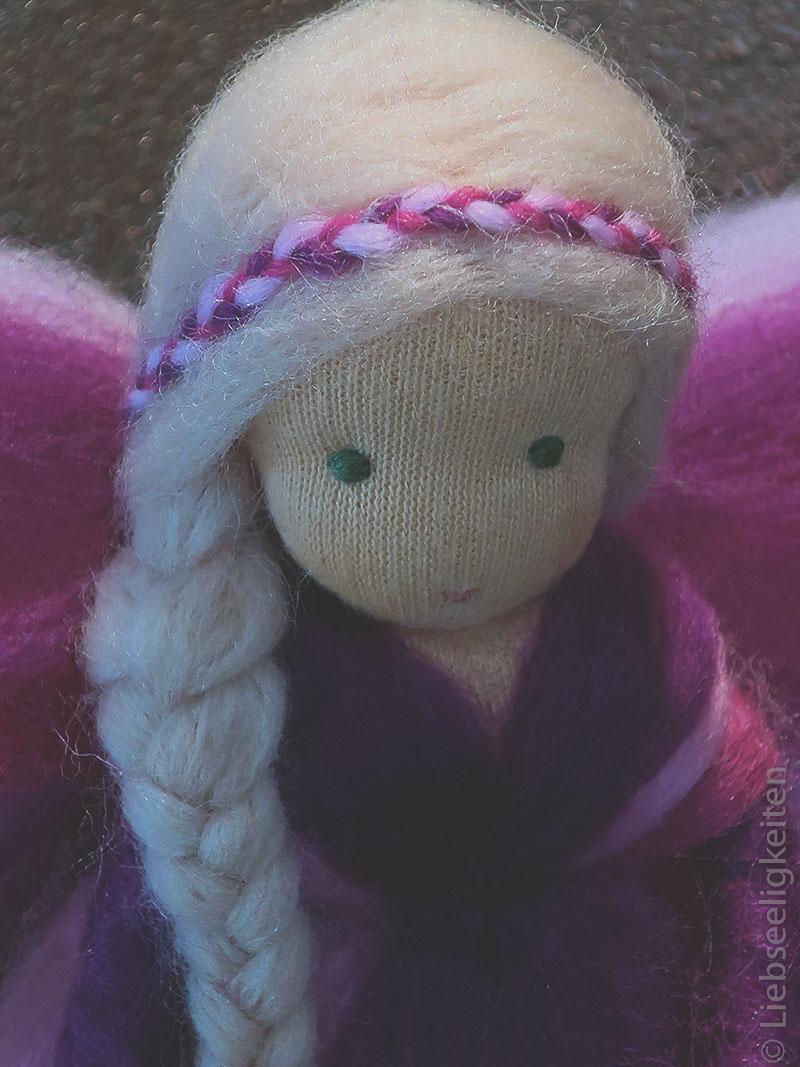 Fee aus Märchenwolle