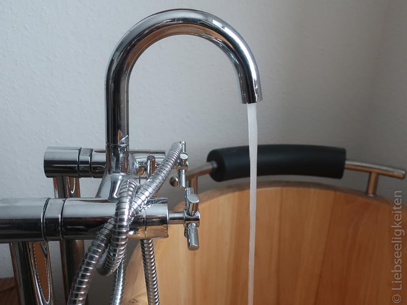 Badewannenarmatur - Wasserhahn