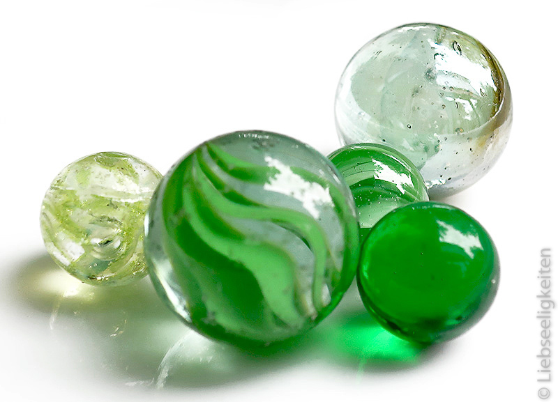Murmel - Glaser - Picker - Glaskugeln